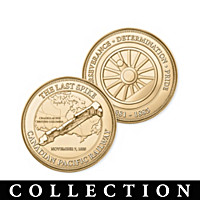 The Last Spike Medallion Collection