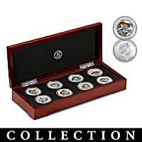 Lake, River & Stream Fishing Coin Collection