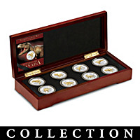 The Age of Dinosaurs Medallion Collection