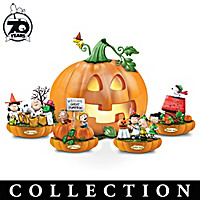 It\'s The Great Pumpkin Sculpture Collection