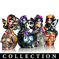 Jasmine Becket-Griffith Soulful Spirits Figurine Collection