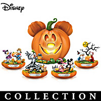 Spooktacular Halloween Figurine Collection
