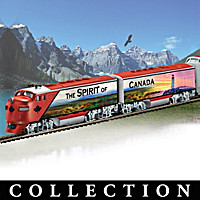 Spirit Of Canada Express Train Collection