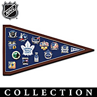 Toronto Maple Leafs® Pin Collection