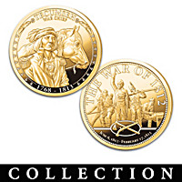 Tecumseh: Defender Of The North Coin Collection