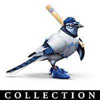 Toronto Blue Jays Figurine Collection