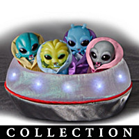 Out-of-This-World Alien Baby Doll Collection