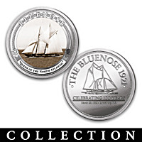 Bluenose Centennial Tribute Proof Collection