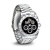 Ride Hard, Live Free Chronograph Men\'s Watch