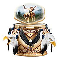 Spirit Of The Eagle Keepsake Box