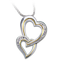 A Daughter\'s Heart Pendant