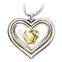 Hearts Of Learning Pendant
