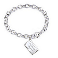 Dear Daughter Letter Of Love Bracelet