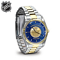 NHL® Edmonton Oilers® Men\'s Watch