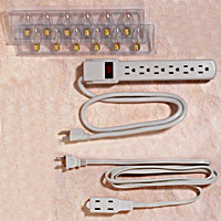 Village Accessories Electrical Set