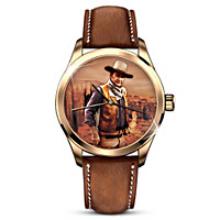 John Wayne American Legend Men\'s Watch