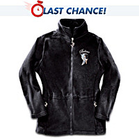 Believe Fleece Jacket