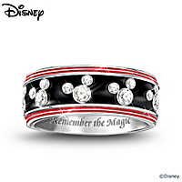 The Magic Of Mickey Women\'s Ring