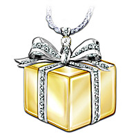 Gift Of Love Diamond Pendant Necklace