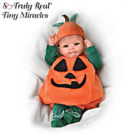 Tiny Miracles Pun'kin Doll
