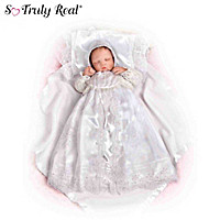 Keepsake Christening Baby Doll