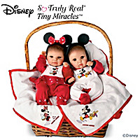 Basket Of Hugs Baby Doll Set