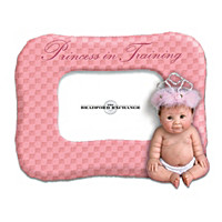 Princess In Training Picture Frame