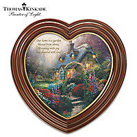 Thomas Kinkade The Blossoms Of Home Wall Decor