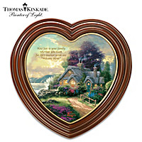 Thomas Kinkade Welcome Home Wall Decor