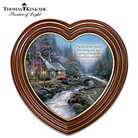 Thomas Kinkade Memories Of Home Wall Decor