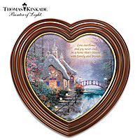Thomas Kinkade A Home That\'s Blessed Wall Decor