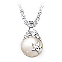 My Daughter, Shining Star Pendant Necklace