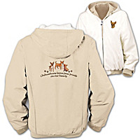 Loyal Companion Chihuahua Women\'s Jacket