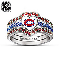 Montreal Canadiens® Women\'s Ring