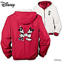 Disney Double The Magic Women\'s Jacket