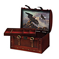 Mountaintop Majesties Valet Box