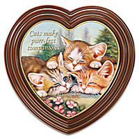 Purr-fect Companions Wall Decor