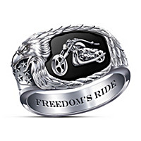 Freedom\'s Ride Ring