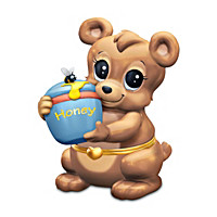 Granddaughter, You\'re My Honey Bear Music Box