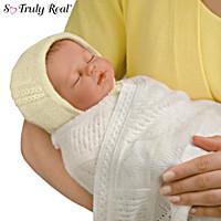 Princess Charlotte\'s Royal Homecoming Baby Doll