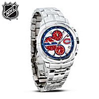 The Montreal Canadiens® Team Men's Watch