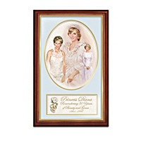 Diana: Beauty And Grace Wall Decor