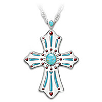 Sacred Blessings Pendant Necklace