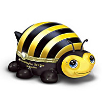 Granddaughter, You\'re Cute As Can Bee! Music Box