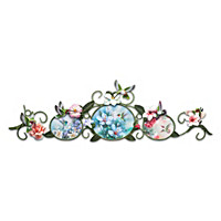 Garden Treasures Wall Decor