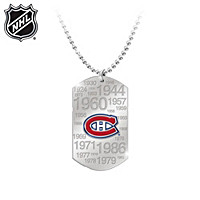 Montreal Canadiens® Pendant Necklace