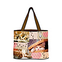 At Home In My Heart Tote Bag