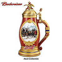 Budweiser Timeless Traditions Stein