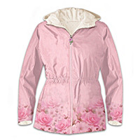 Blush Of Beauty Women\'s Jacket