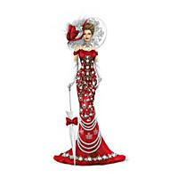 Lady Canada Figurine